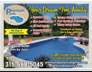 Premium Pools
